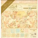 Graphic 45 - Deluxe Collector's Edition 12 x 12 Paper Pad - Baby 2 Bride